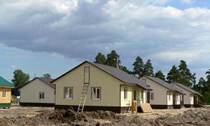Коттеджный поселок Жаворонки в Володарском районе